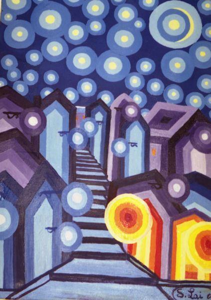 Sergio Lai - Enigma di una notte stellata